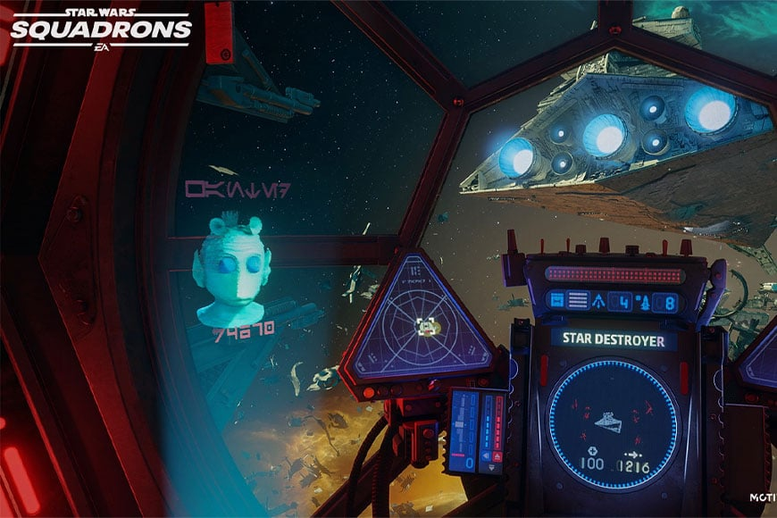 STAR WARS: SQUADRONS - I DLC DI THE MANDALORIAN IN ARRIVO