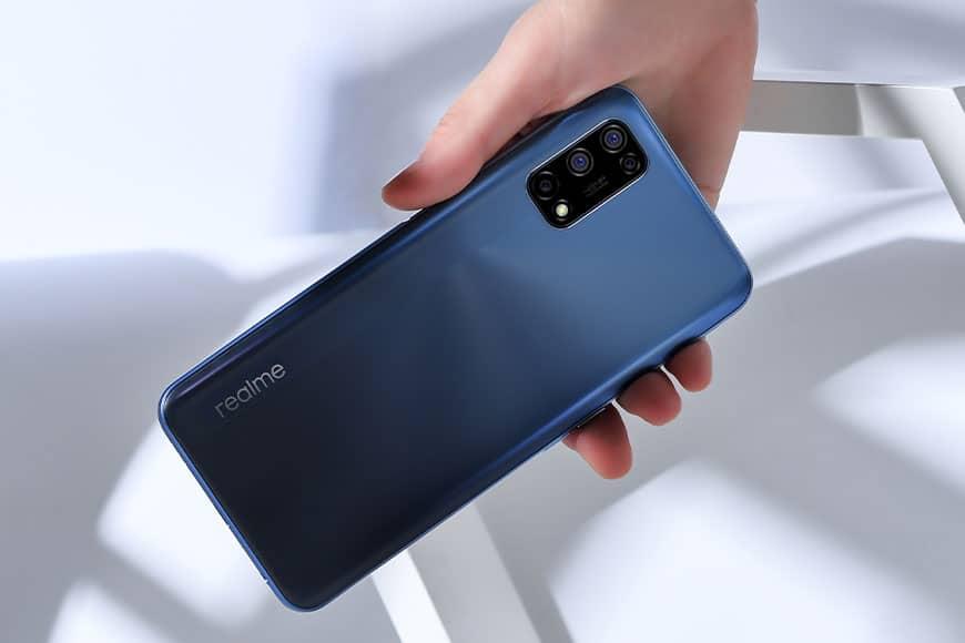 realme 7 5G il primo smartphone 5G al mondo ad essere dual sim e dual 5G