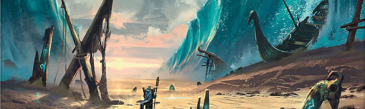 Kaldheim la mitologia norrena invade il multiverso