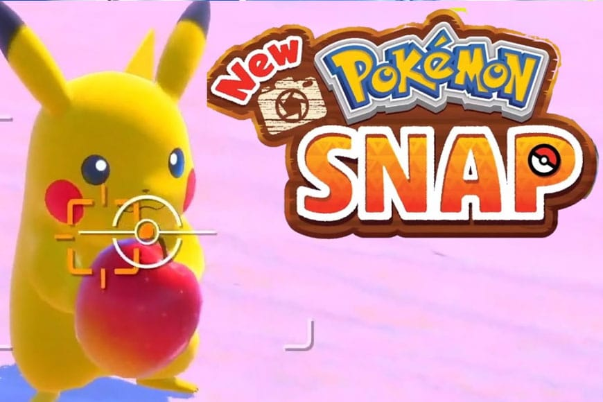 New Pokémon Snap