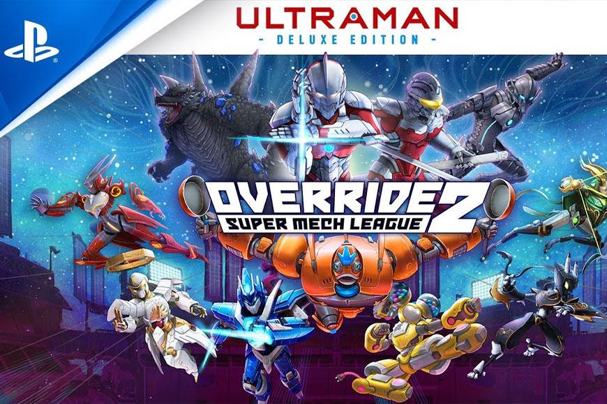 Override 2: Ultraman Deluxe Edition