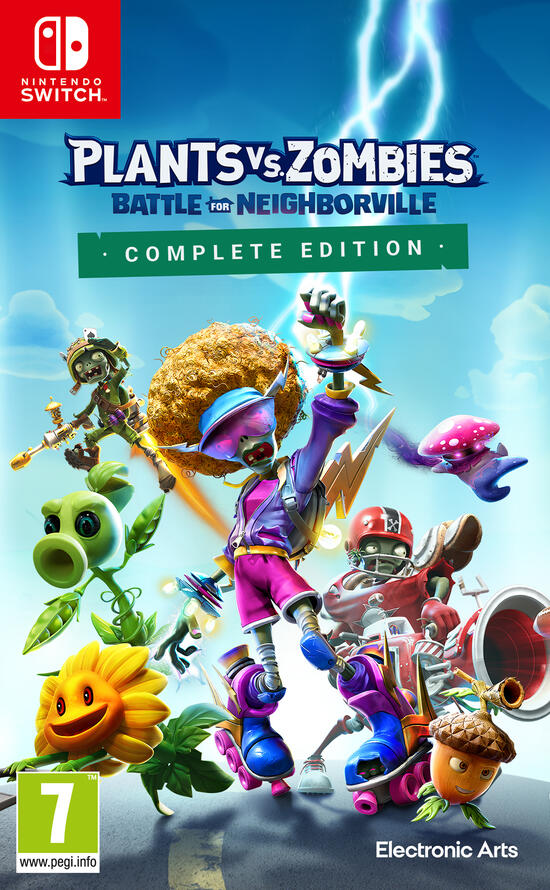Plants vs Zombies: La Battaglia di Neighborville - Edizione Completa