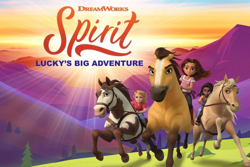 Spirit: La Grande Avventura Di Lucky