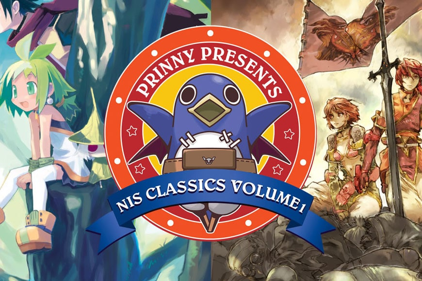 Prinny Presents NIS Classics Vol.1 - Deluxe Edition