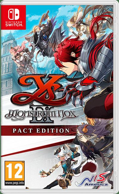 ys ix: monstrum nox – pact edition