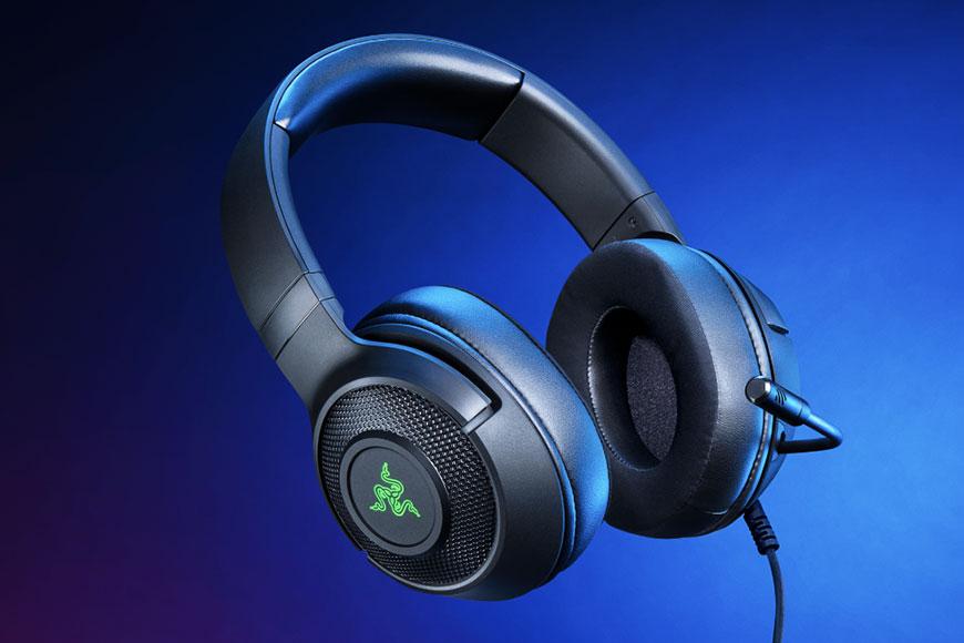 Razer presenta le nuove Kraken V3 X