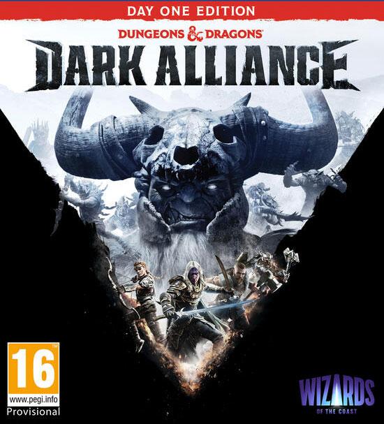 Dungeons & Dragons: Dark Alliance - Day One Edition