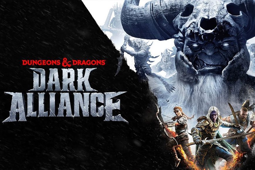 Dungeons & Dragons: Dark Alliance - Day One Edition