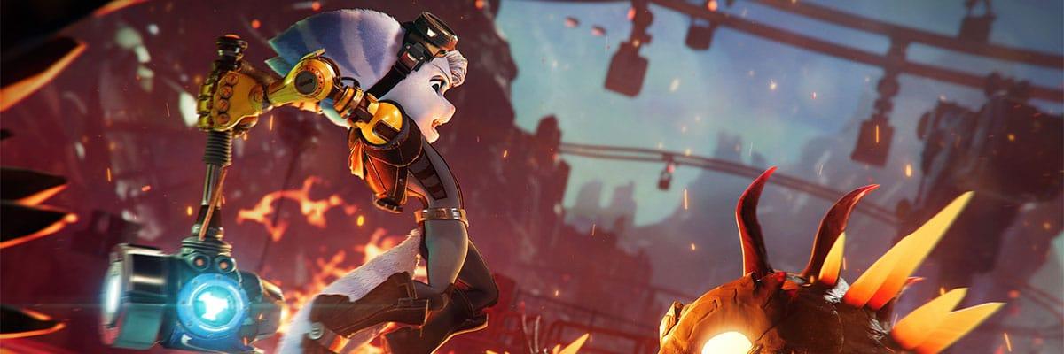 le nuove avventure di Ratchet & Clank ci proiettano nella dimensione next-gen!