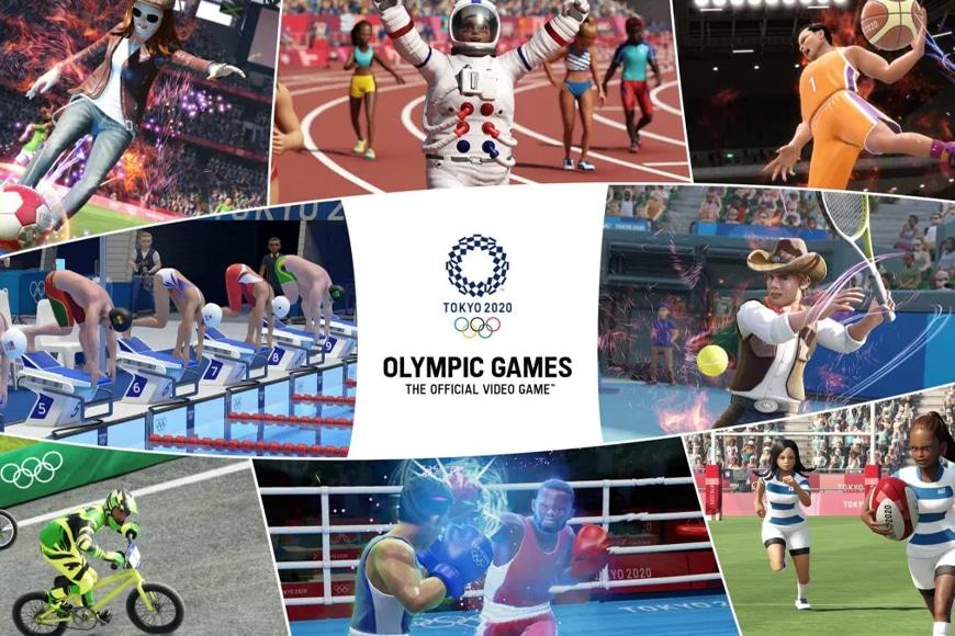Giochi Olimpici di Tokyo 2020 – Il videogioco ufficiale
