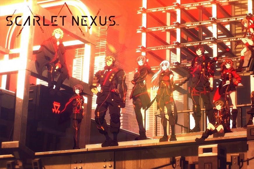 Scopri l'Opening Movie di SCARLET NEXUS