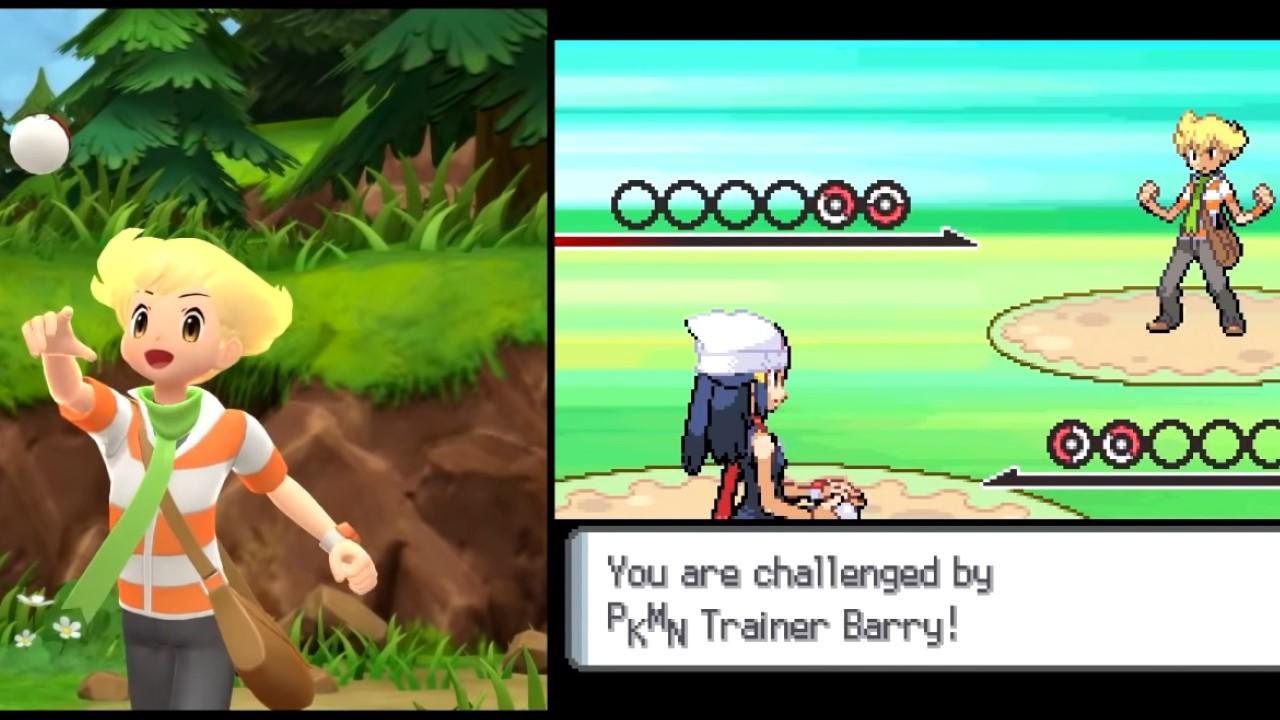 Pokémon Diamante Lucente e Pokémon Perla Splendente