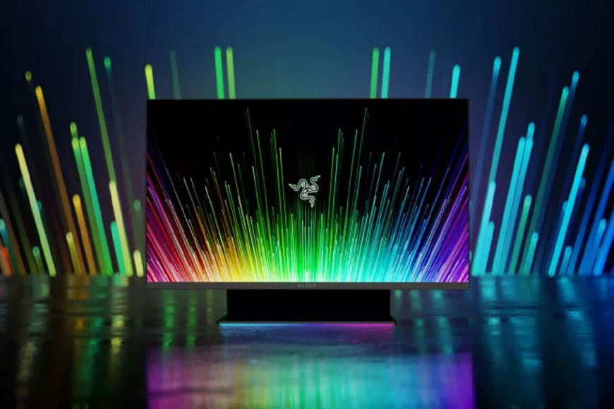 Razer Raptor 27 il monitor gaming si aggiorna e ora è più veloce