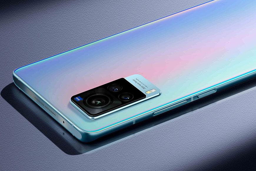 Vivo X60 Pro: foto e video comparto in evidenza