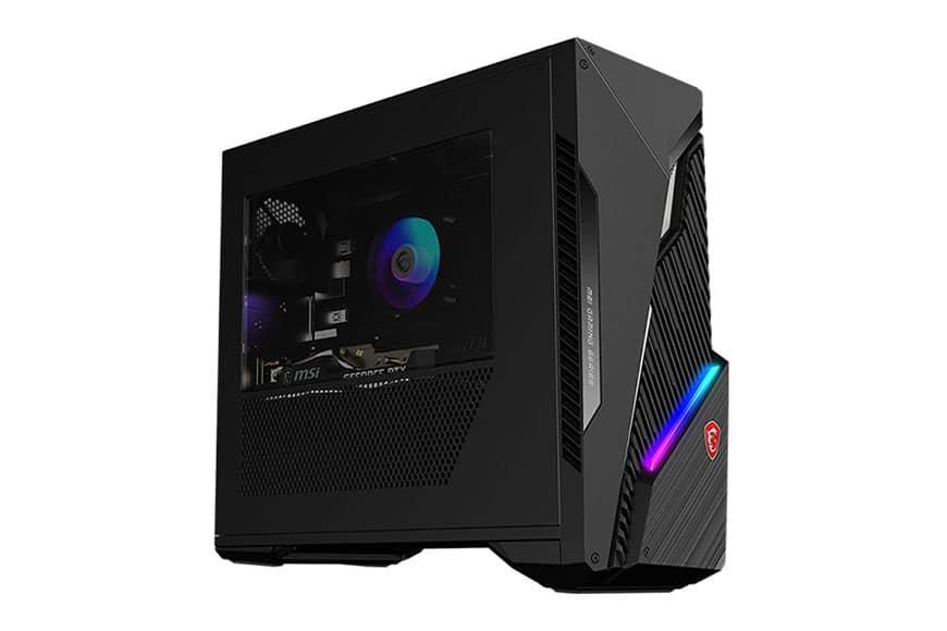 MSI MAG Infinite S3 PC gaming con Core i7 11a gen ed RTX 3070